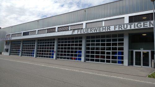 Feuerwehr Frutigen / BLS