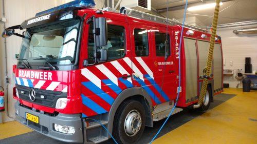 Tankautospuit Serooskerke