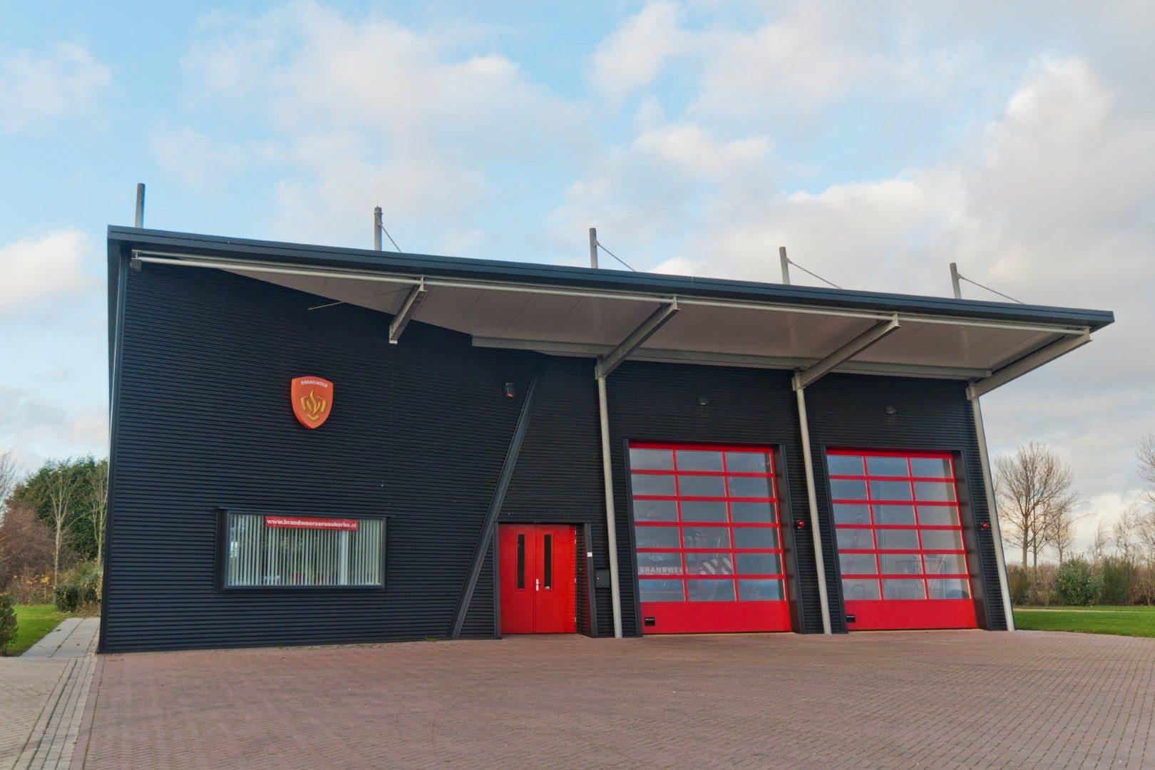 Brandweerpost Serooskerke