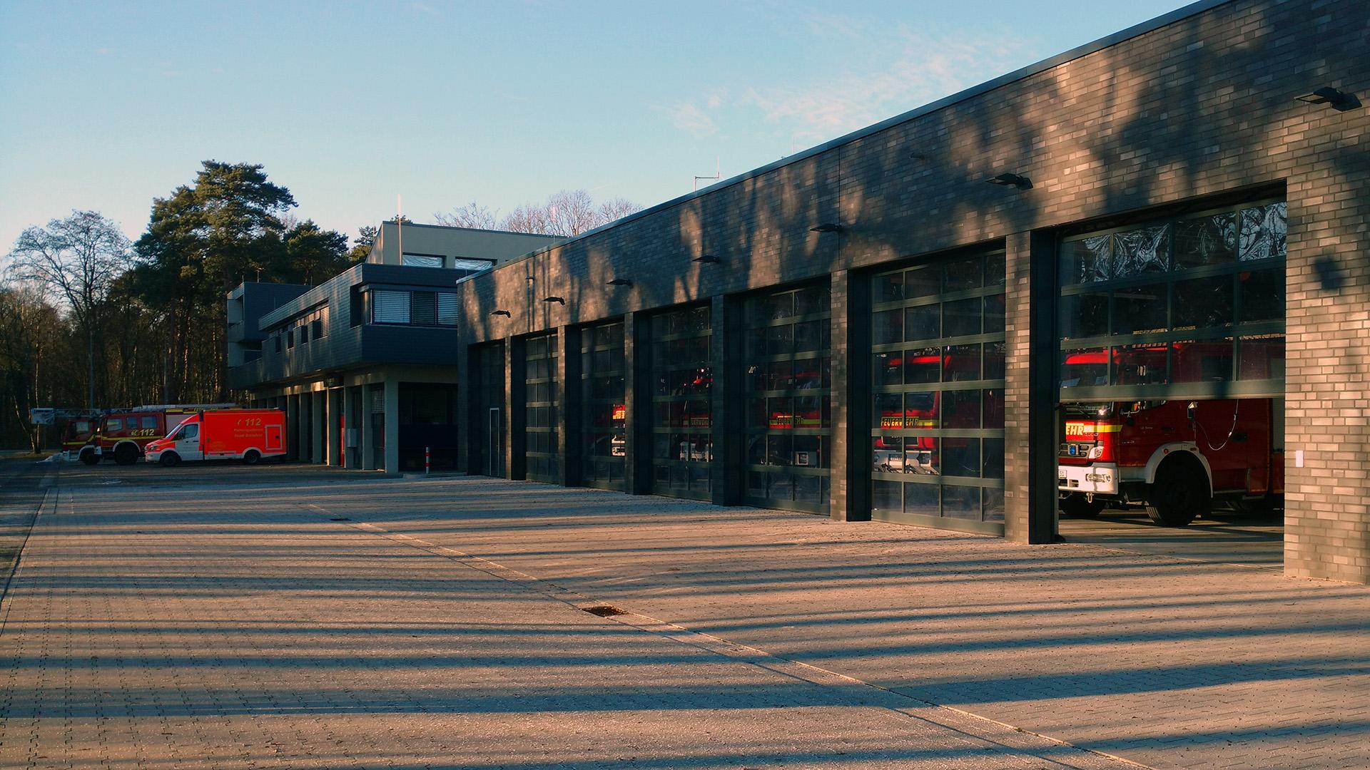 Feuerwehr Bielefeld LA Senne