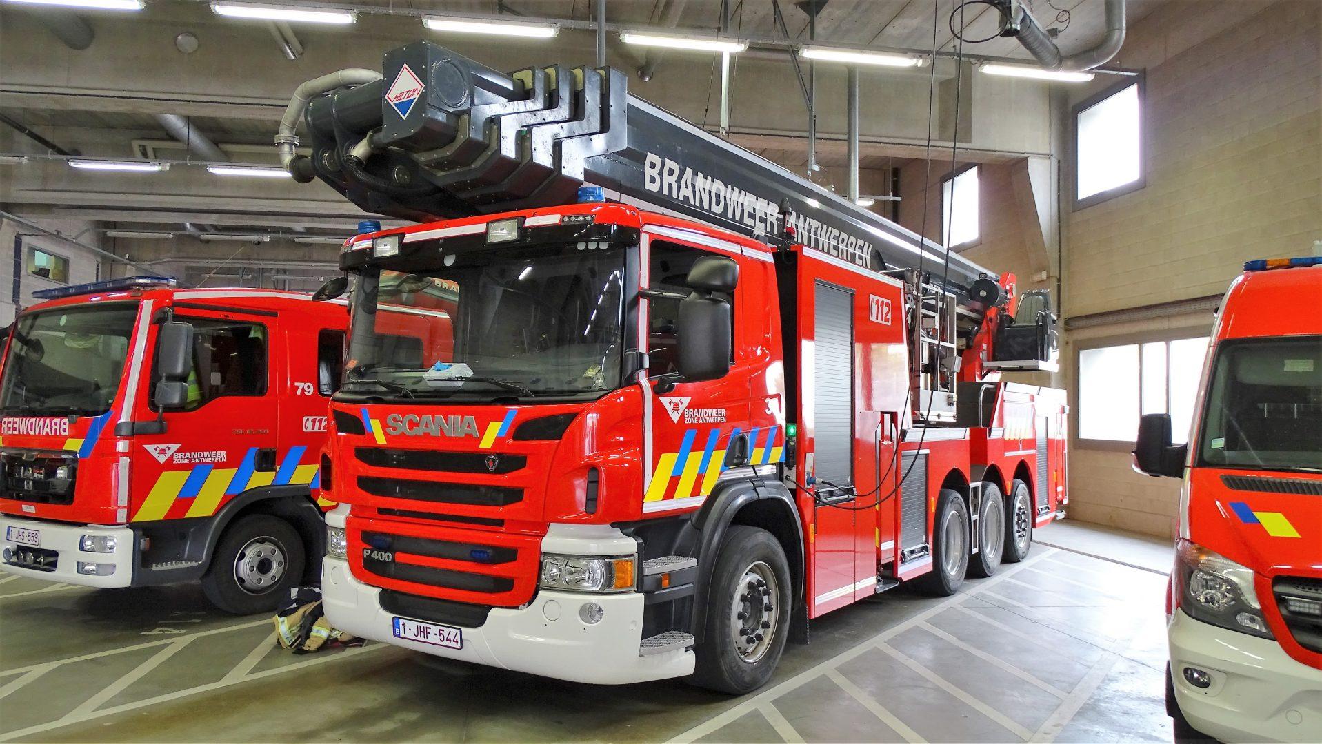 Hoogwerker/Elevator 50m Antwerpen