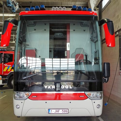 Coördinatiebus Antwerpen
