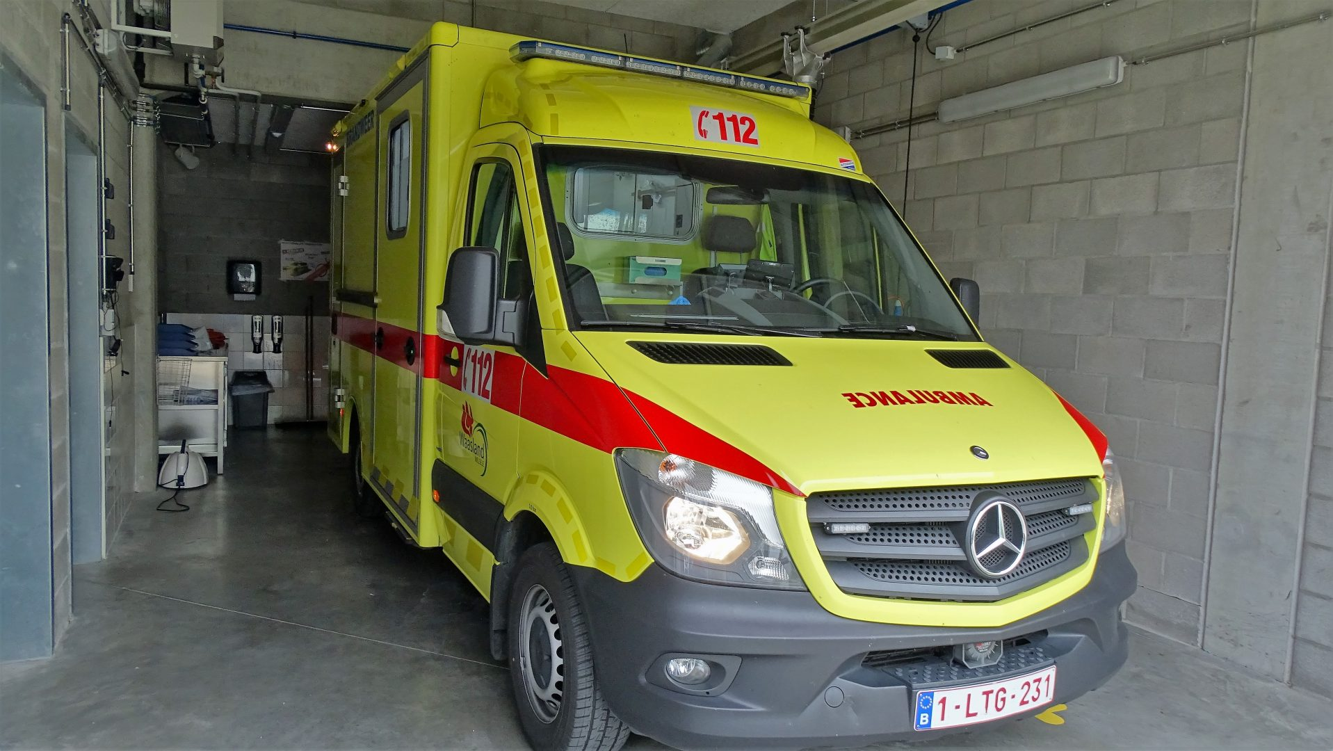 Ambulance Waasland