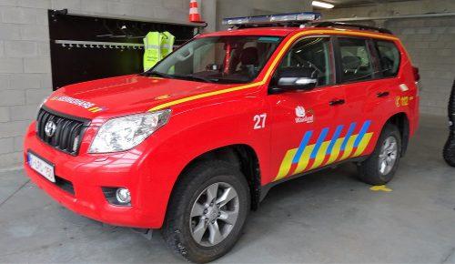 Officierswagen Melsele @Wouter